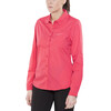 Craghoppers Kiwi overhemd en blouse lange mouwen Dames Long Sleeved roze